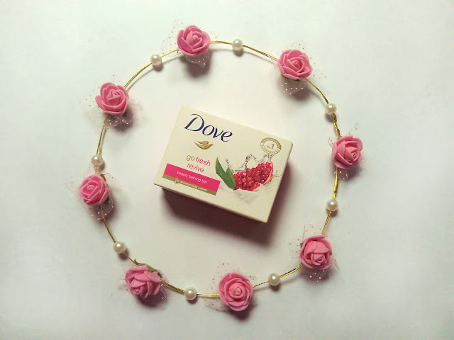 Dove Go Fresh Revive Beauty Bar | Review