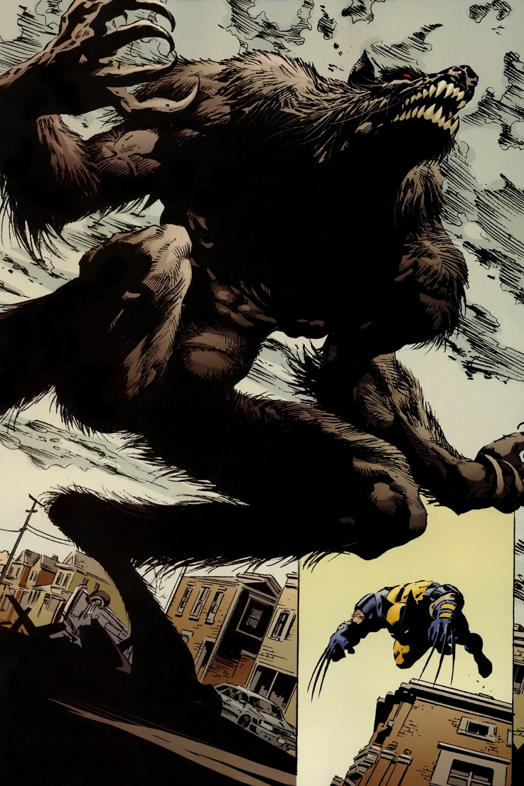 Read online Wolverine (2003) comic -  Issue # Annual 2 - 23