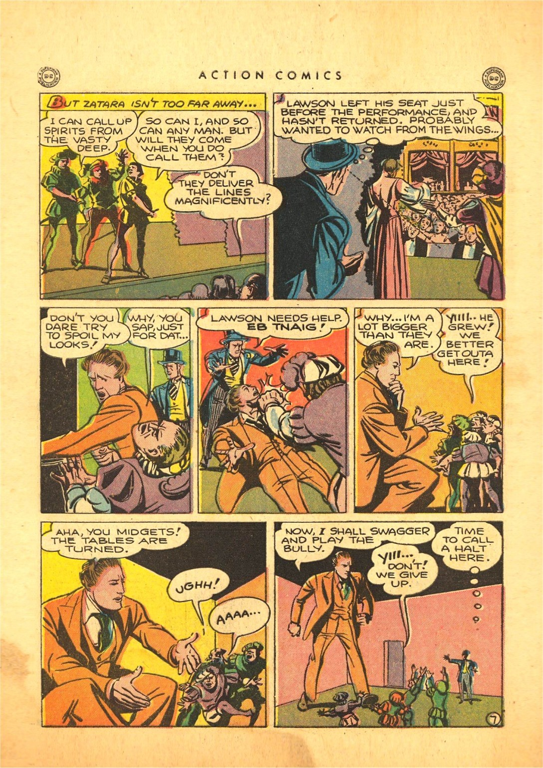 Read online Action Comics (1938) comic -  Issue #87 - 47