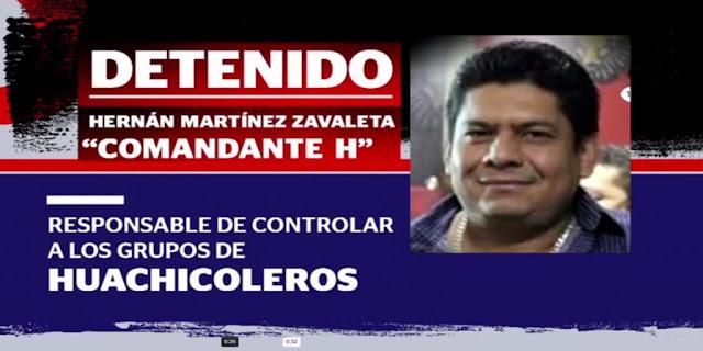 """Ante caída de """"El Comandnate H"""" reguero de muertos 58 ajusticiamientos"""