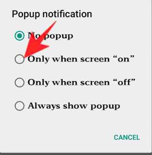 Whatsapp chat popup start kaise kare 4