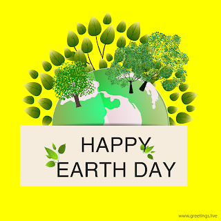 Happy Earth Day wishes 2019