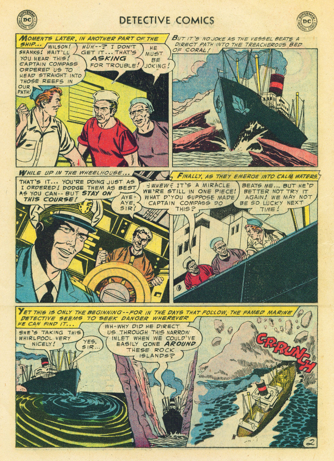 Detective Comics (1937) 224 Page 17