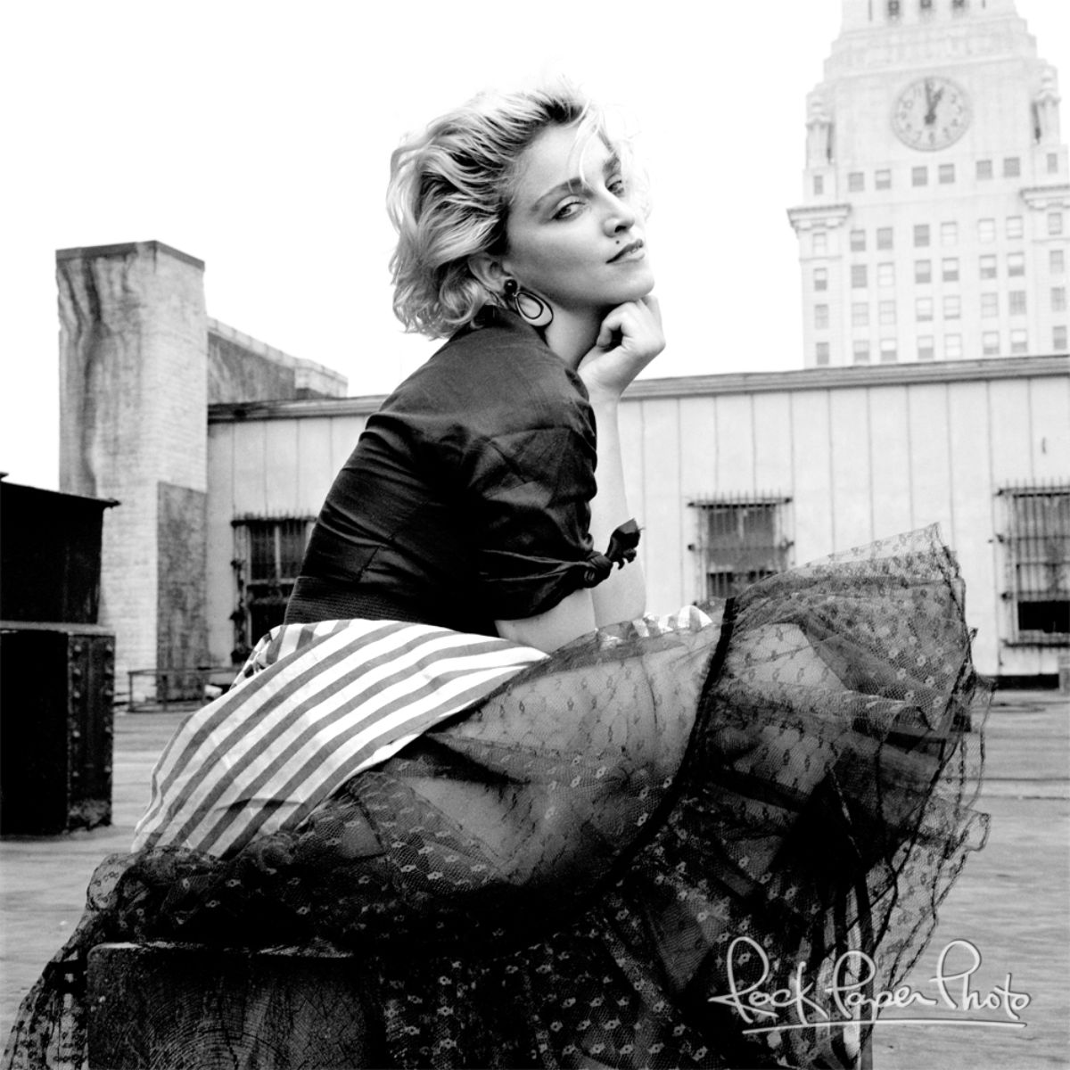 Rare Photos of Madonna From the Early 1980s ~ vintage everyday