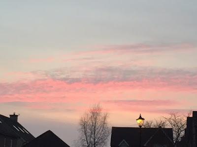 Sky Blanket progress in February