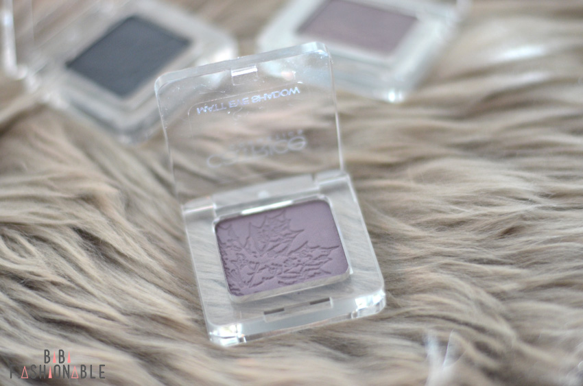 Catrice FALLosophy Matt Eye Shadow Berrytale