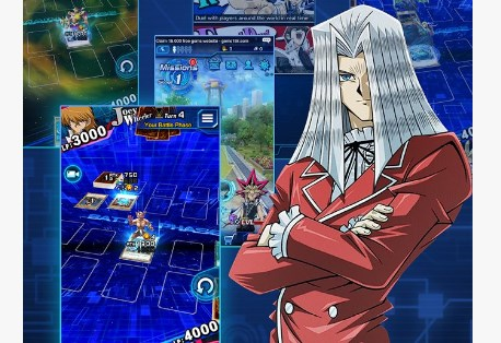 Yu-Gi-Oh! Duel links Apk Free on Android Game Download