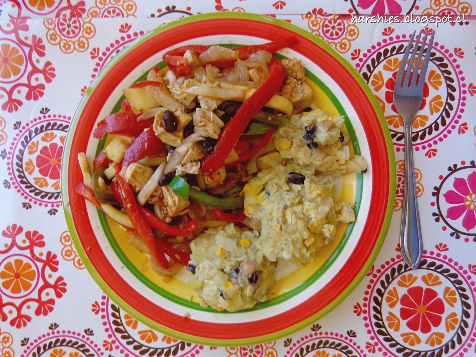 Cooking Liz] Calabacín (aka zapallito italiano) al horno con merkén ...