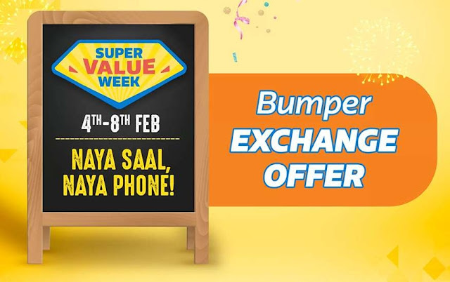 Flipkart Super Value Week Sale