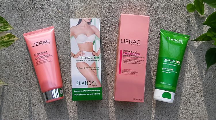 Lierac Body-slim vs Elancyl Cellu-slim