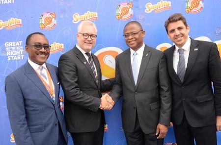 Promasidor Unveils SunVita,  Nigeria's First zip-locked Cereal