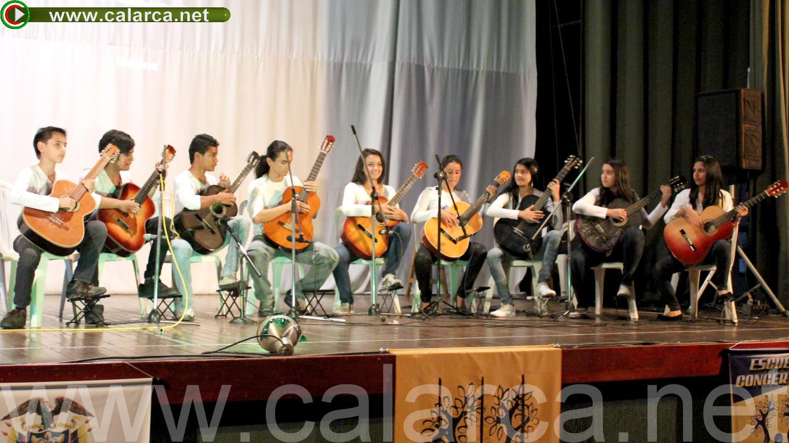 Guitarras grupo 1