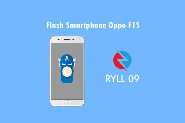 Tutorial Cara Flash Smartphone Oppo F1S melalui PC menggunakan SP Flash