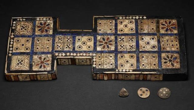 Misteri Penemuan Game Tertua di Dunia, Usianya 5000 Tahun