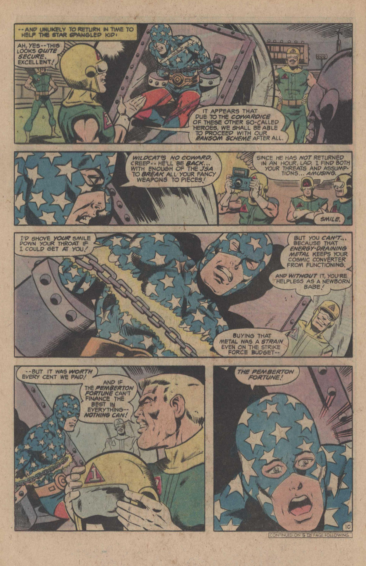 Read online All-Star Comics comic -  Issue #71 - 16