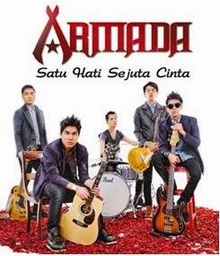 Chord gitar & lirik lagu Armada - Dimana letak hatimu