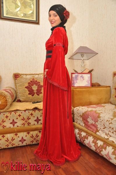 robe marocaine 2016