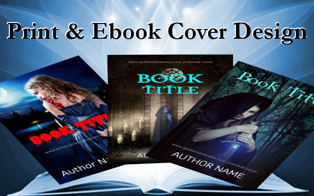 Need book cover?