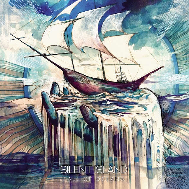"""Listen to """"Fall of Oceans"""" album by Silent Island"""