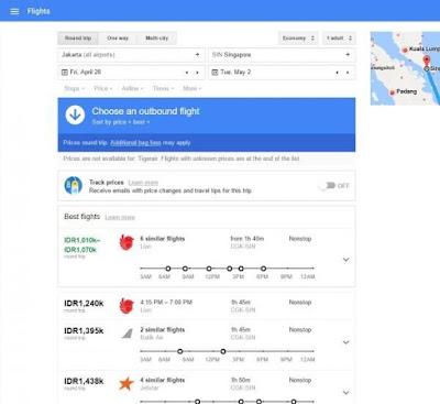 Cara Mendapatkan Tiket Pesawat Murah dengan Google Flights
