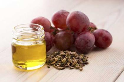 15 Manfaat minyak biji anggur untuk kesehatan dan kecantikan