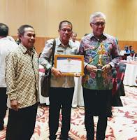 <b>Kabupaten Bima Raih Peringkat II Pengelolaan Informasi Publik </b>