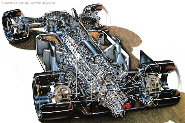 Karznshit Yoshihiro Inomoto Car Cutaways