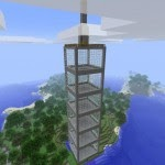 Instant Massive Structures 1.4.7 Mod Minecraft 1.4.7