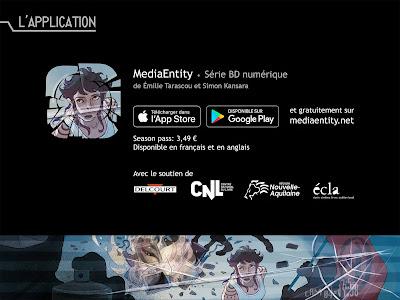 monde numérique MediaEntity reseau social identité bd bande-dessinée web illustrateur artiste dessinateur scénariste édition profil données fake news facts mobile archives