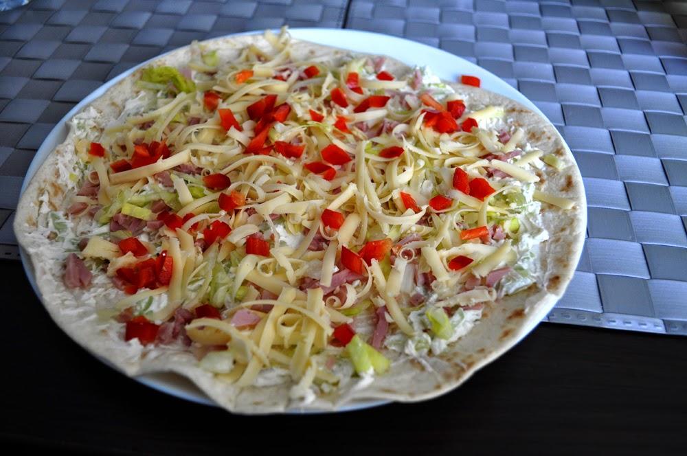 tortilla przepisy