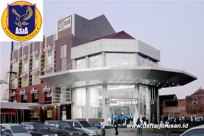 Daftar Program Studi STMIK dan STIE Asia Malang