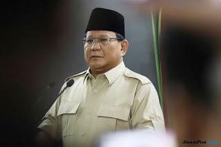 Begini Kata Prabowo tentang Kelompok Syiah