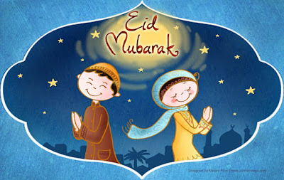 eid mubarak beautiful wish cards, message and blessing quotes 36
