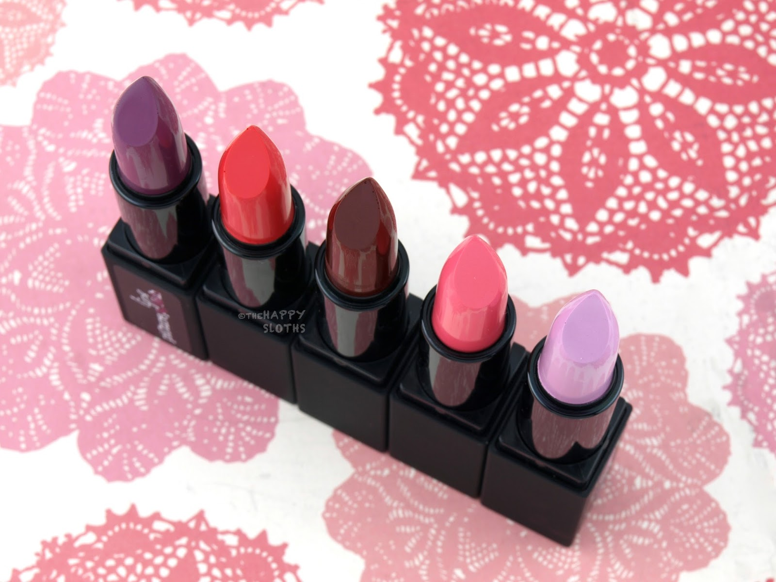 Picture Polish Matte Lipstick: Review and Swatches