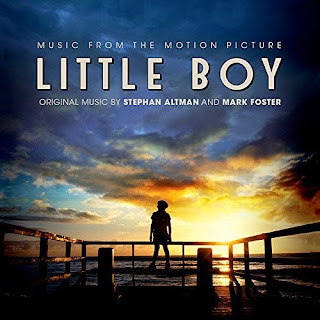 Little Boy Nummer - Little Boy Muziek - Little Boy Filmsoundtrack - Little Boy Filmscore
