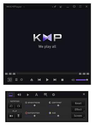 Audio yakni dua buah file yang tidak sanggup dipisahkan oleh pengguna komputer maupun andr Download Software KMPlayer Gratis Terbaru 2018 Offline Installer