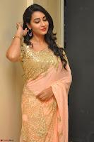 Bhanu Shri looks stunning in Beig Saree choli at Kalamandir Foundation 7th anniversary Celebrations ~  Actress Galleries 040.JPG