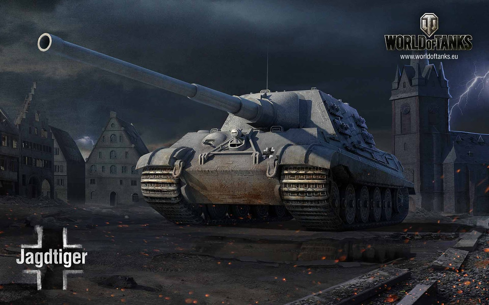 FREE LOOK: World of Tanks Online Wallpapers