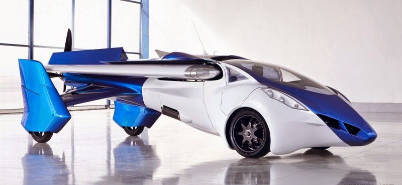 The World's First Flying Car Is Finally Here