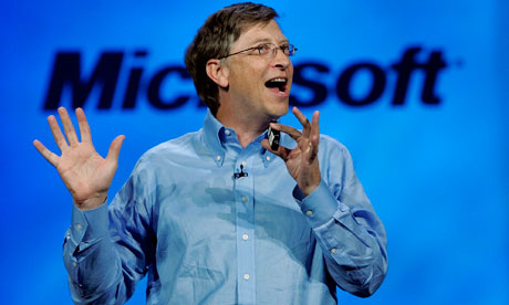 Bill Gates sells 5m shares in Microsoft