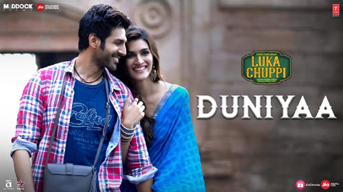 DUNIYA SONG LYRICS - LUKA CHUPI DOWNLOAD {pagalworld}