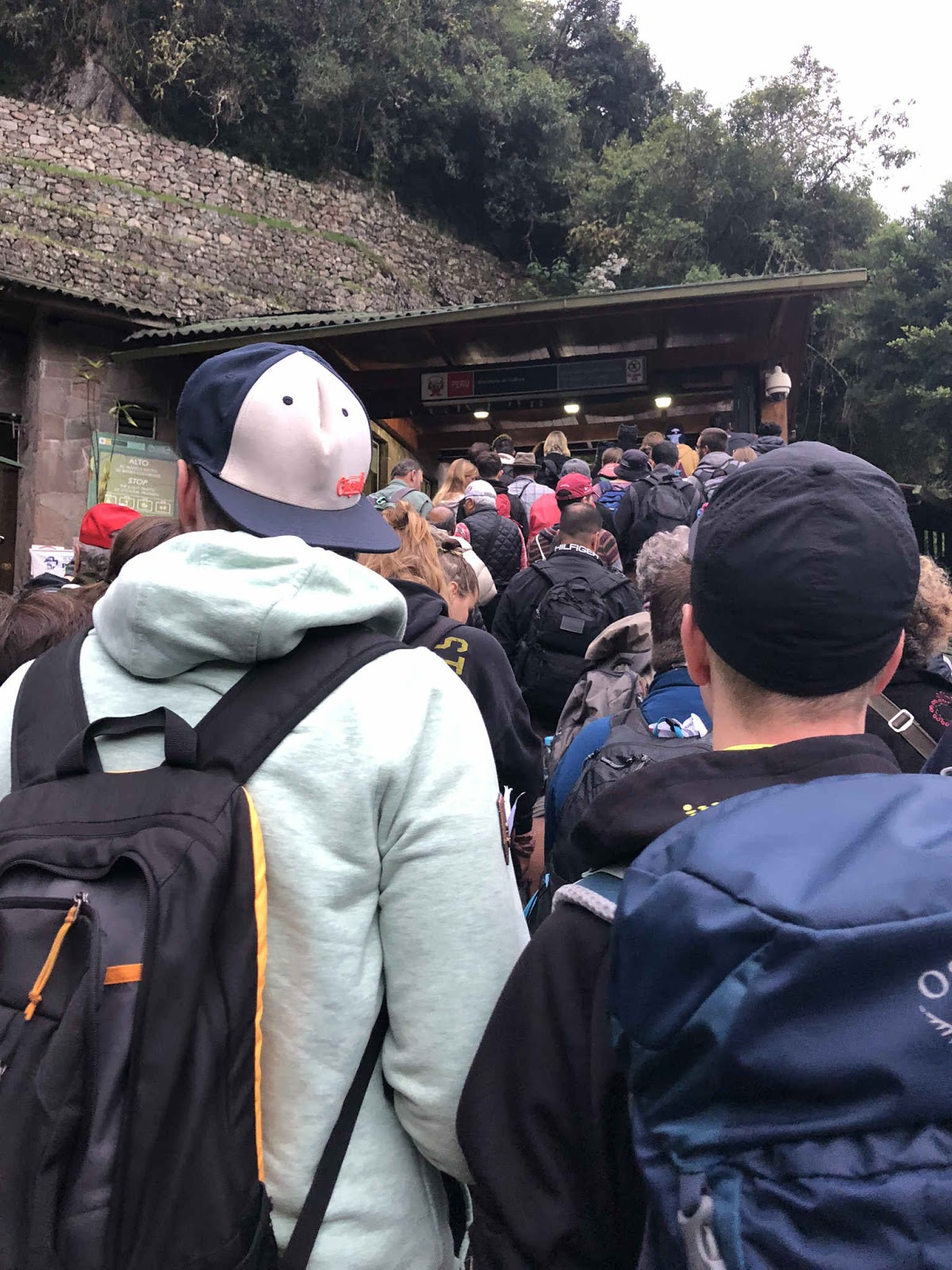 entrada Machu Picchu