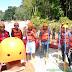 Warek III Bidang Kemahasiswaan & Karyawan Unigha Melakukan Pengarungan Sungai Geumpang - Mane bersama Geuma