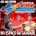 Cd (Ao Vivo) Pop Saudade 3D No Espaço da Saudade 30/09/2016