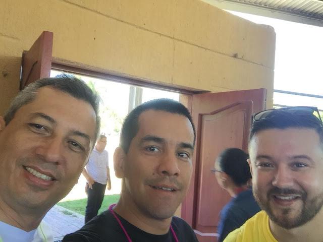Agiles Colombia 2018 - Carlos Uriel Ramirez, Alex Canizales y Carlos Andres Garcia