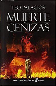 Muerte y ceniza- Teo Palacios