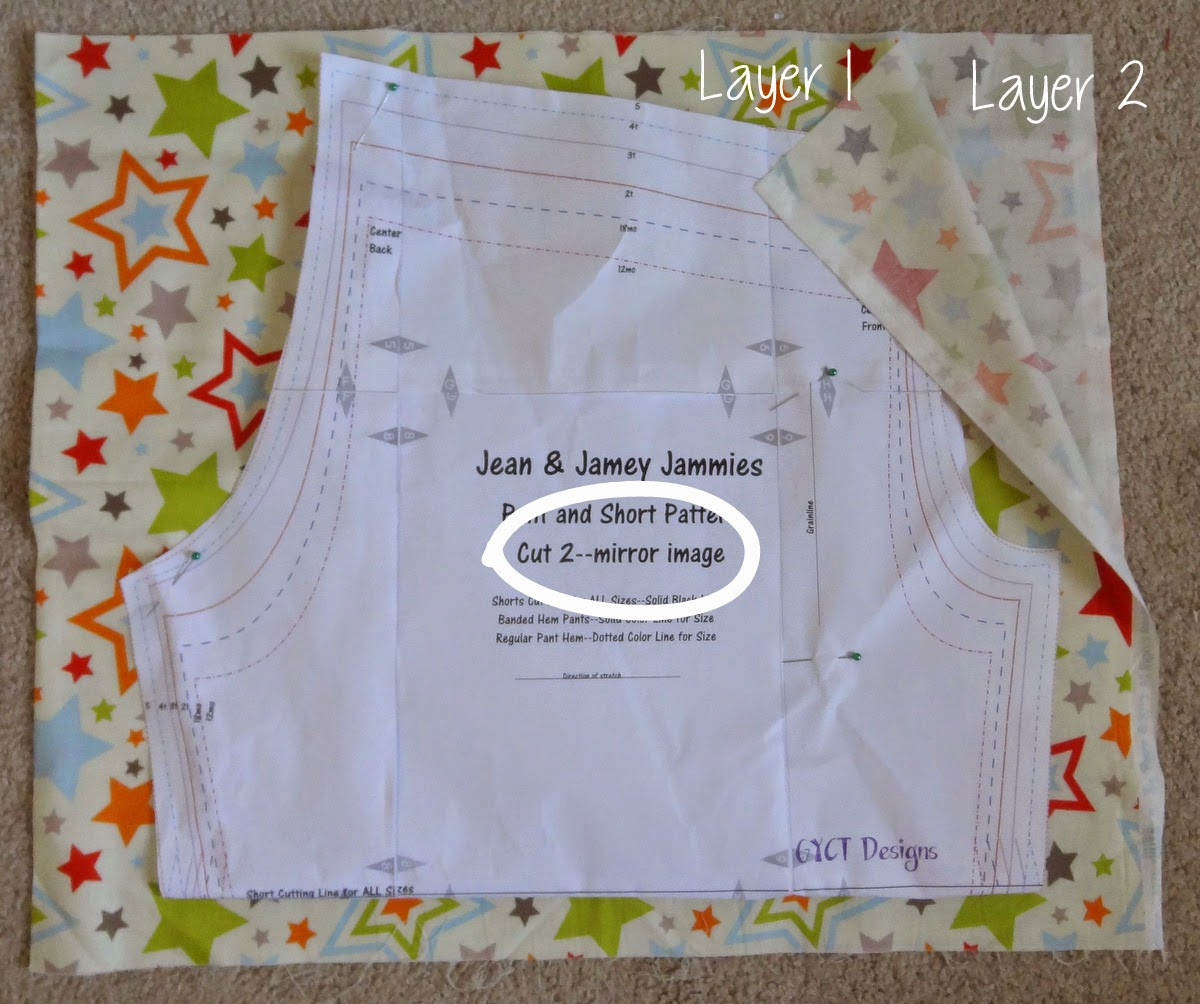 How to Read a Sewing Pattern for Fabric Layout and Cutting