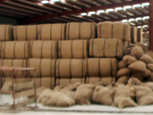 Jute mill machinery in Bangladesh