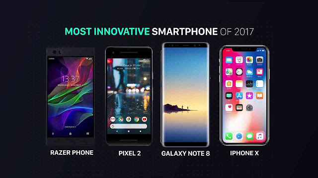 Best Innovative Smartphone of 2017