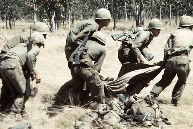 The Battle Of La Drang - Ketika Tentara AS Di Kepung Pasukan Komunis Vietnam